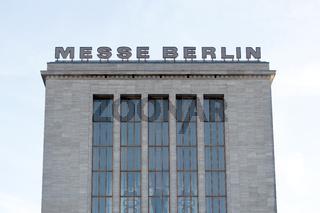 Messe 001. Berlin