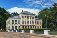 Building of the former city council, Uglich, Russia