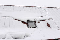 snow load on house roof