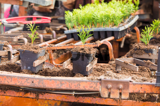 Using agricultural machinery development to automate farming