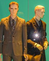 Men Fashion Store Window