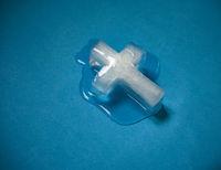 Kreuz aus Eis
