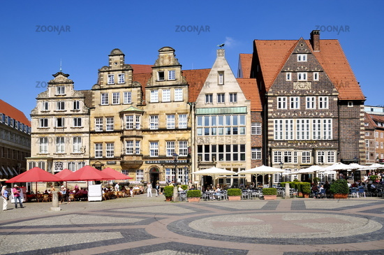 Giebelhäuser Bremen