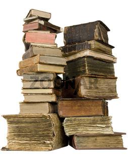 Die alten Bücher