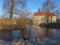 alte Burg in Lüdinghausen