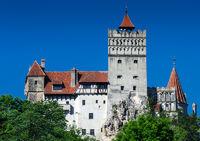 Bran Castle in Romania, Dracula legend