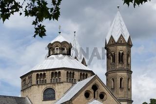 Die Basilika St. Aposteln in der Kölner Altstadt