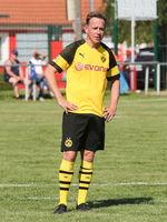 deutscher Fussballer Jörg Heinrich BVB Borussia Dortmund
