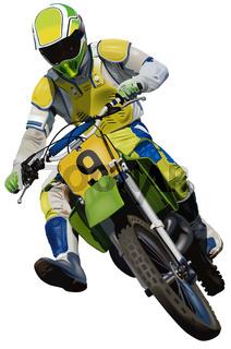 Trials Motorcycle