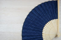 Fan of the image of the deep blue