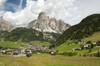 Corvara overview