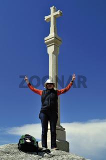 Spanien: Ende der Pilgerreise am Kap Fisterra