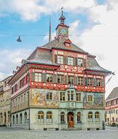 Rathaus Stein am Rhein, Schweiz