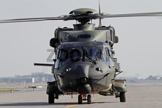 NH 90 des Deutschen Heeres.