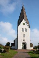 Church, Amrum, Germany