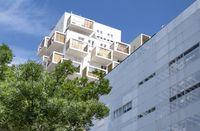 Contemporary residence, Euroméditerranée, Marseille