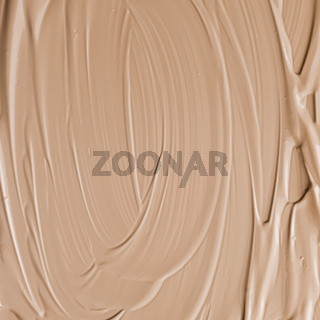 Beige cosmetic texture background, make-up and skincare cosmetics product, cream, lipstick, foundation macro as luxury beauty brand, holiday flatlay design