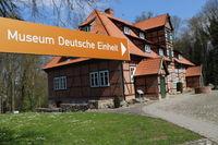 Museum Deutsche Einheit oder Grenzmuseum im Brauhaus