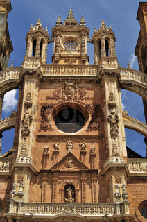 Spain: Kathedrale von Astorga