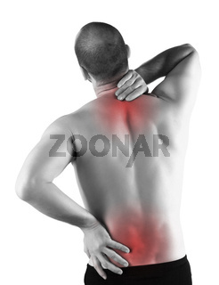 back serious pain