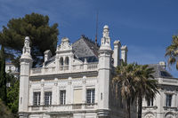 The beauty and spa complex of the Thermes Marins