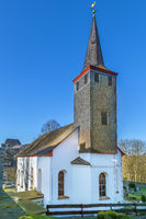 St. Martinus church, Solingen-Burg, Germany