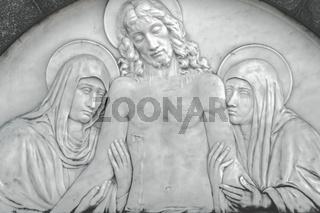 Relief of Jesus Christ