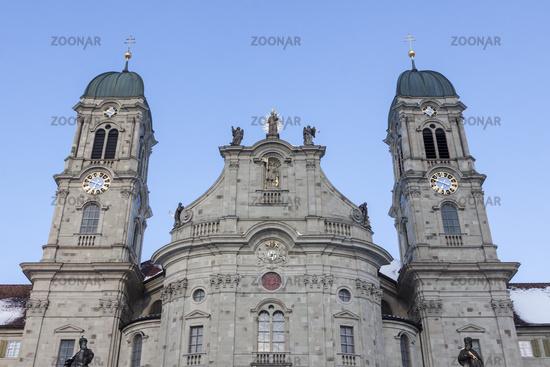 Kloster Einsiedeln, Schweiz, Europa