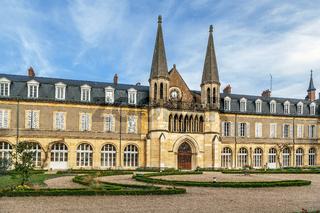 Saint Gildard abbey, Nevers, France