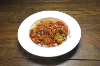 Delicious Cajun Jambalaya