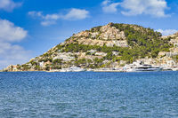 Port d'Andratx an der Südwestküste Mallorcas