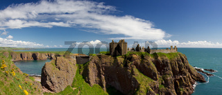 Ruins of Dunnotar Castle