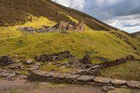 Blakethwaite Mine, North Yorkshire, England