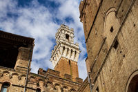 Torre del Mangia, Siena