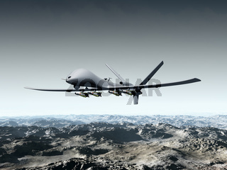 Unmanned Combat Air Vehicle