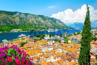 Mountains in Kotor
