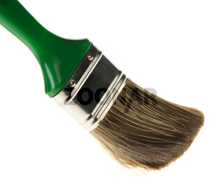 Brush for painting works