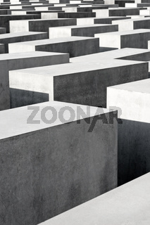 Monument To The Murdered Jews Of Europe in Berlin