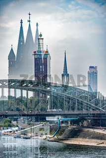 Großstadt Köln