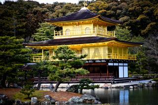 Golden Temple Kyoto World Heritage