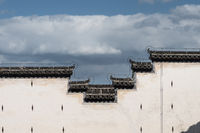 chinese traditional architecture background