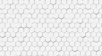 Seamless hexagons background