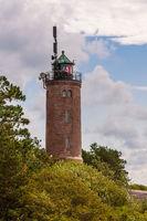 Leuchtturm St. Peter Böhl, St. Peter-Ording, Nordfriesland, Schleswig-Holstein, Deutschland