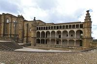 Die Klosteranlage von Alcantara