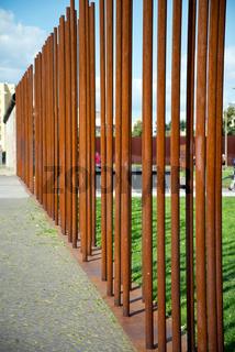 Berliner Mauer Streifen
