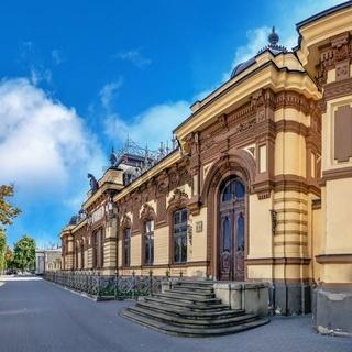 National Art Museum in Moldova.