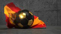 Football Spanish Flag
