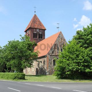 Feldsteinkirche im Land Brandenburg