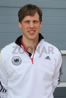 deutscher Handballer Sven-Sören Christophersen Füchse Berlin DHB DKB Handball-Bundesliga 2012-13