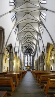 romanische Basilika Minoritenkirche Köln
